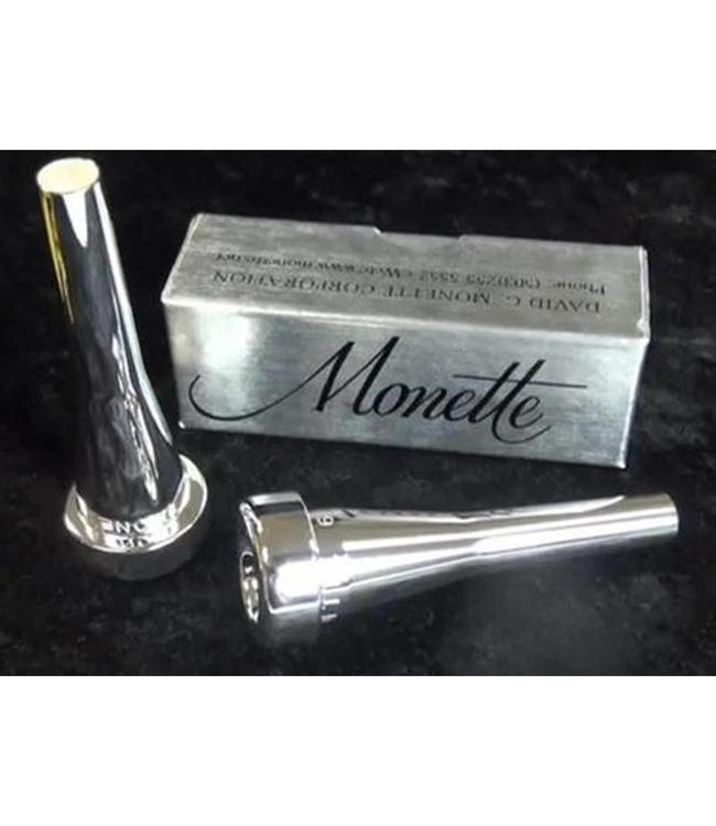 Monette Monette Silver Series Trumpet Mouthpieces