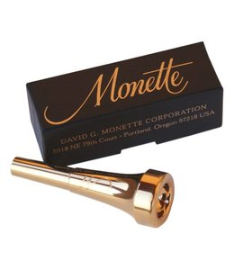 Monette Monette Resonance Trumpet Mouthpiece