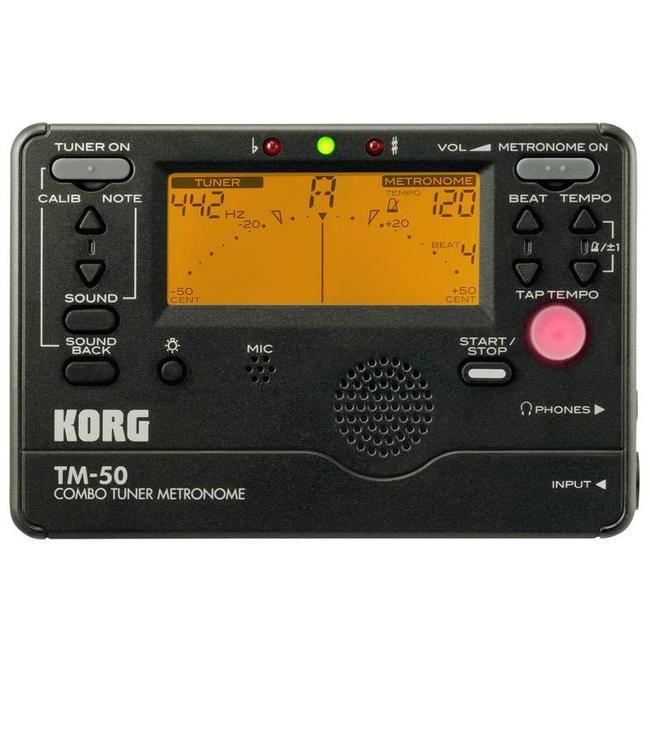 Korg Korg KM-50 Tuner/Metronome