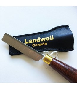 Landwell Landwell Double Hollow Ground Reed Knife