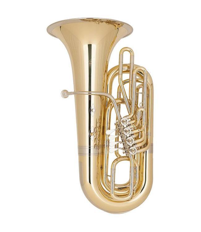 Miraphone Miraphone BB289-4V  Lacquer BBb Tuba