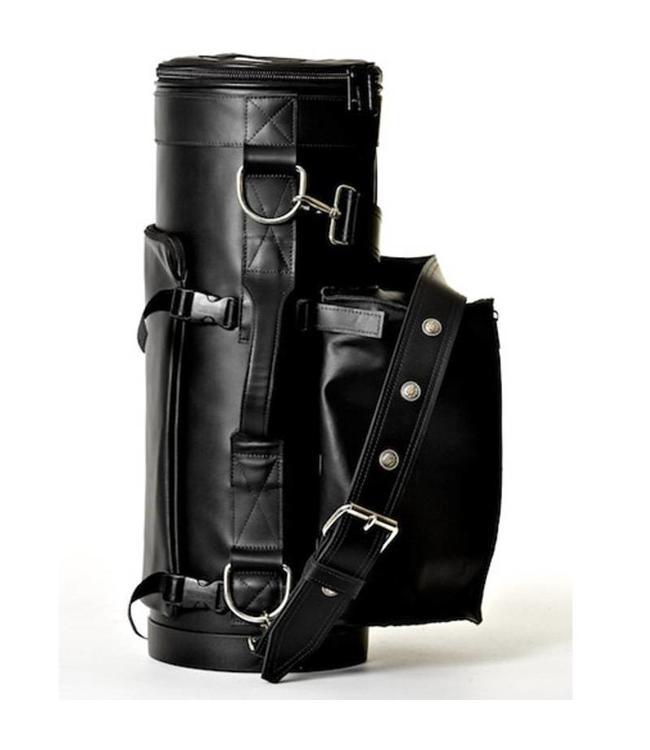 Torpedo Bags Torpedo Loredo Leather Single Trumpet Case