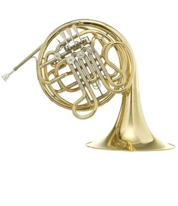 Hans Hoyer Hans Hoyer 6800 Series Kruspe Style F/Bb French Horn Fixed Bell
