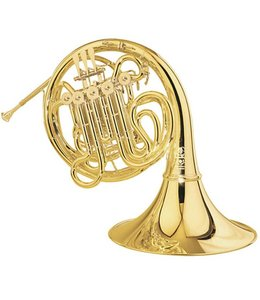 Hans Hoyer Hans Hoyer 6800 Series Kruspe Style F/Bb French Horn Cut Bell