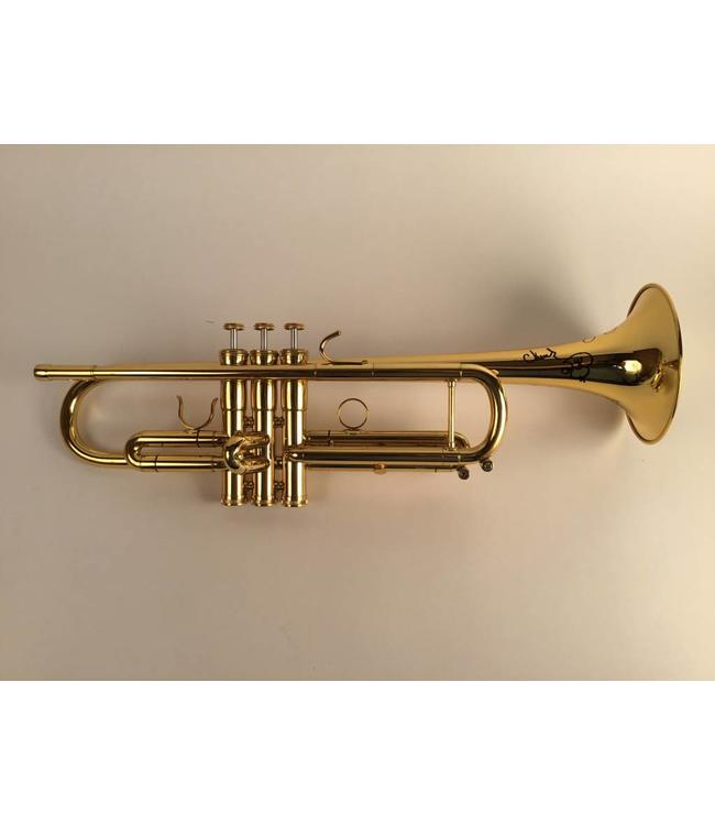 Canadian Brass Used Canadian Brass (Getzen) Bb Trumpet in gold lacquer