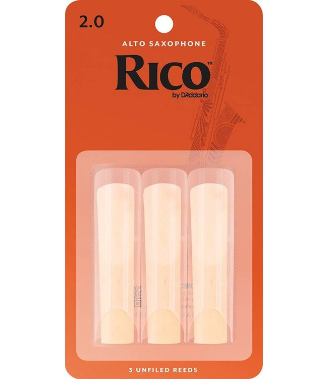 Rico Rico Alto Saxophone Pack of 3