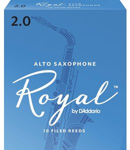 Rico Rico Royal Alto Saxophone Pack of 10