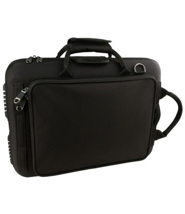 Protec Protec Bb & A Double Clarinet Pro Pac Case Black