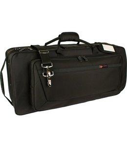 Protec Protec Alto Sax / Flute / Clarinet Combination Tri Pro Pac Case Black