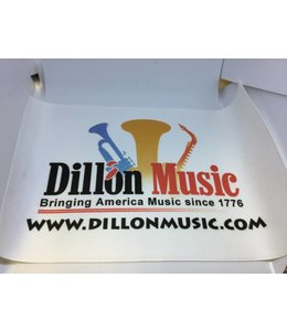 Dillon Music Dillon Music Micro Fiber Cloth Stitched