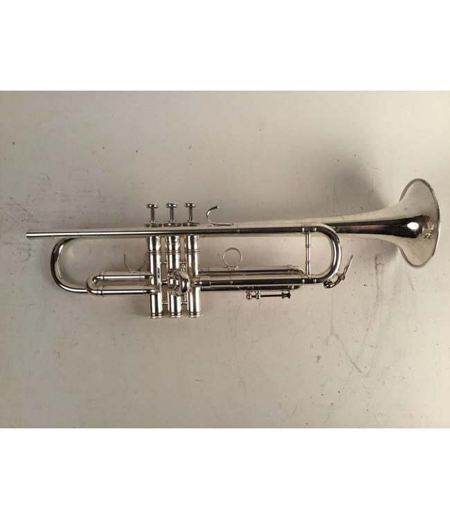 Benge Used Benge (Burbank) 2X+ Bb trumpet
