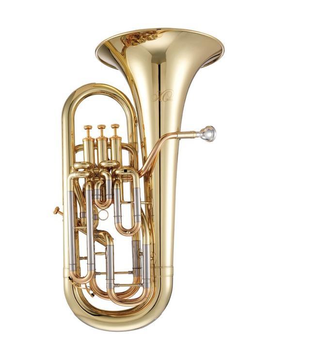 Jupiter Jupiter 1270 XO Professional Bb Compensating Euphonium