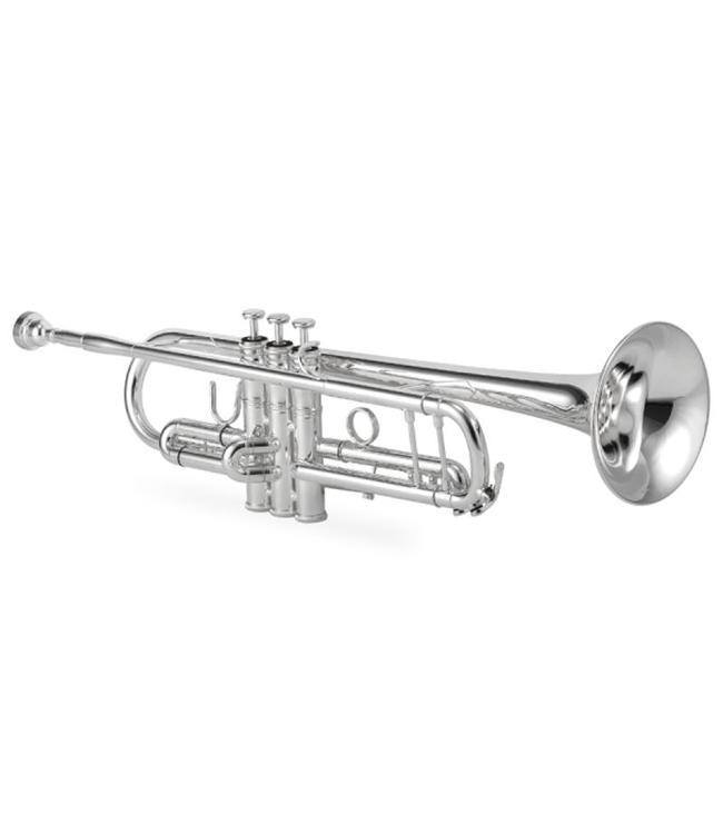 Jupiter Jupiter 1602S Bb Trumpet Silver Plate