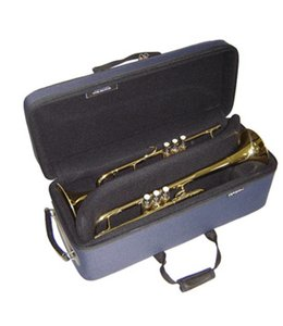Marcus Bonna Marcus Bonna Double Trumpet Case- Black