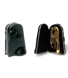 MTS MTS Tuba Case w/ Wheels