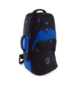 Fusion Fusion Premium Euphonium Case- Black/Blue