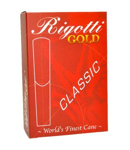 Rigotti Rigotti Gold Classic Alto Saxophone Reeds