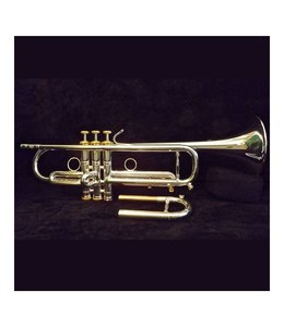 Stomvi Stomvi VRII Lightweight Silver Plated Bb Trumpet