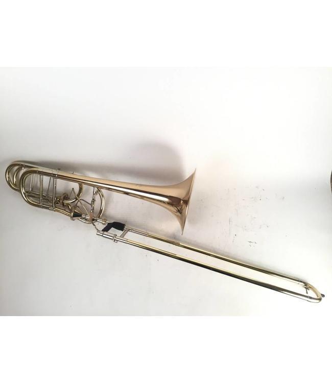 Bach Used Bach 50BG Professional Bb/F/D Bass Trombone