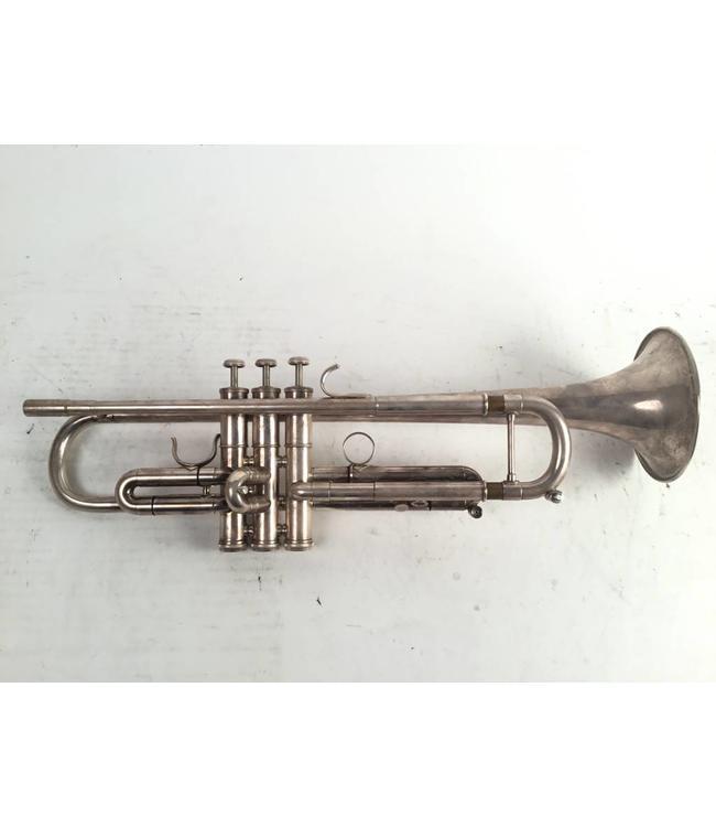 Roy Lawler Used Roy Lawler Model B Trumpet in Silver Plate