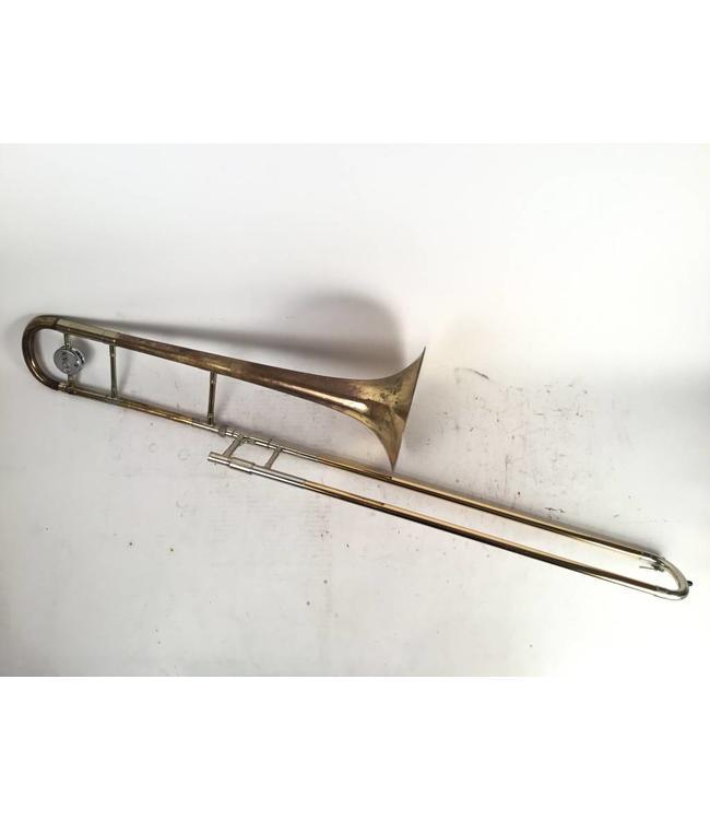 "Conn Used Conn ""Elkhart"" 8H Bb Tenor Trombone"