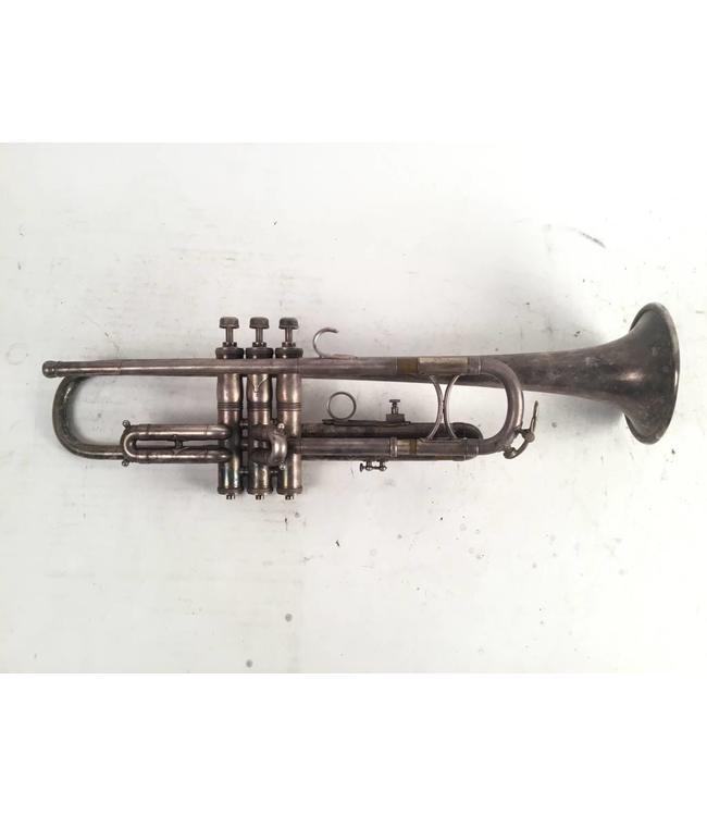 King Used King 2B Liberty Bb trumpet