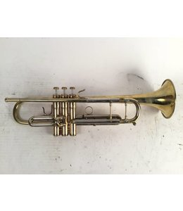 M.A. Wilk Brass Used M.A. Wilk Brass Custom Bb trumpet in raw brass