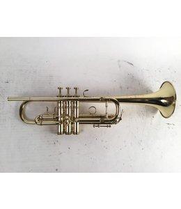 Benge Used LA Benge 3X+ (MLP) C trumpet