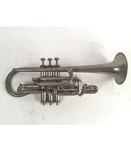 """Gautier Used Gautier """"Virtuoso"""" Bb/A Cornet"""