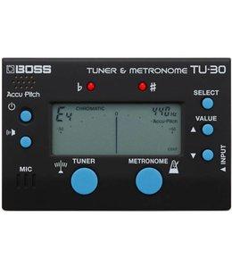 BOSS Boss TU-30 Tuner & Metronome