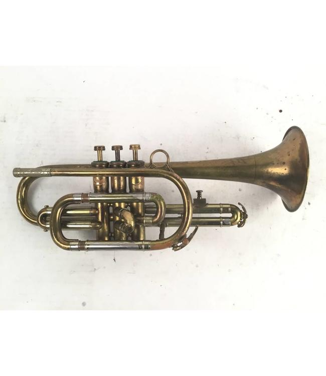 Besson Used English Besson Cornet