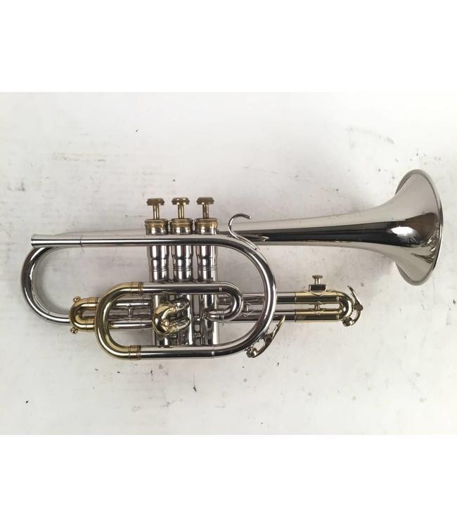 King Used King Tempo Bb cornet