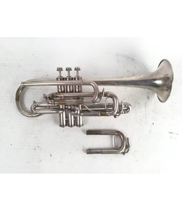 JW York and Sons Used JW York and Sons Bb Cornet (SN: 45257)