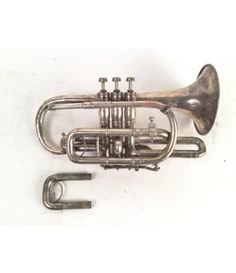 York Used York Monarch Bb Cornet