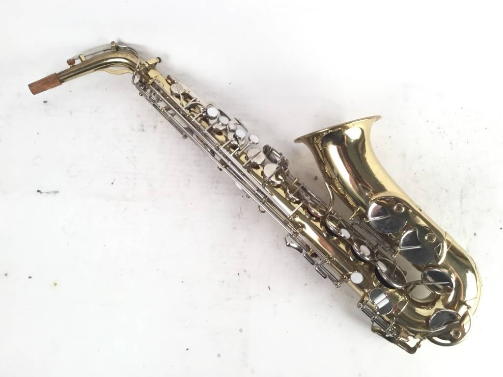 Reynolds Used Reynolds Alto Saxophone