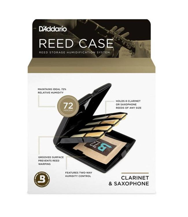 DAddario Woodwinds RR REED CASE, MULTI-INSTR