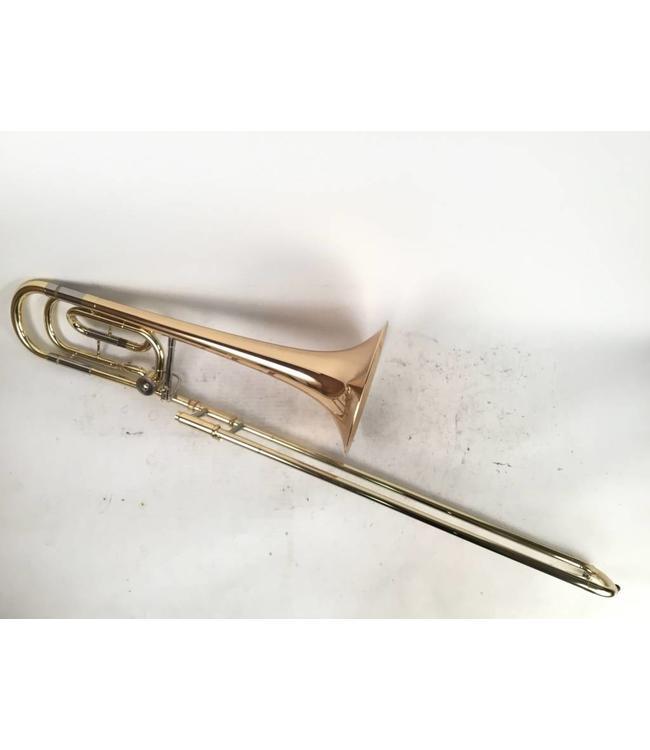 Yamaha Used Yamaha YBL-421G Bb/F Bass Trombone