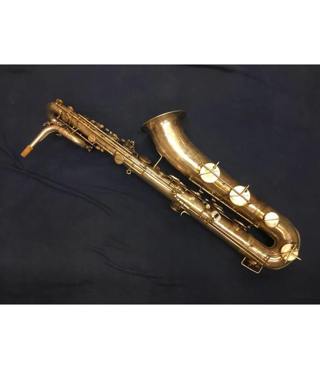 Amati Used Amati Kraslice Toneking Baritone Saxophone