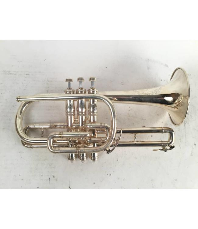Meredith Used Meredith compensating cornet