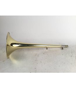Edwards Used Edwards 207 Yellow Brass Tenor Trombone Bell Flare