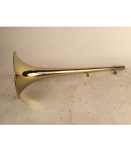 "Edwards Used Edwards 24 8"" Yellow Brass Tenor Trombone Bell Flare"