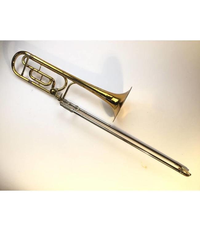 King Used King 4BF Sonorous Bb/F Tenor Trombone