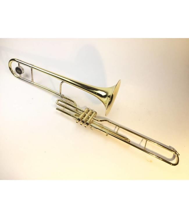 King Used King 2166 Valve Trombone