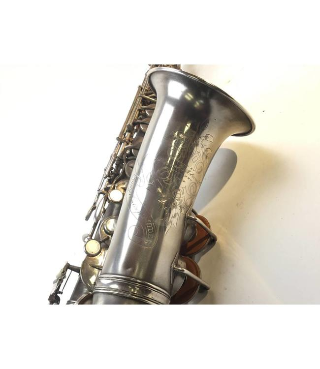 Holton Used Holton Rudy Wiedoeft Model Alto Saxophone