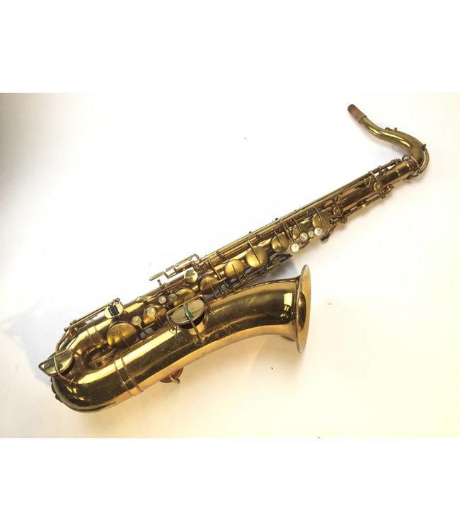 Buescher Used Buescher True Tone Tenor Saxophone
