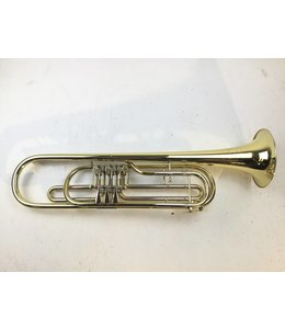 Lidl Used Josef Lidl model LTR591 Bb Bass Trumpet