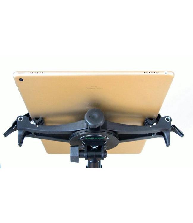 AirTurn MANOS Tablet Holder w/Side Mount