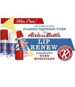 Robinson's Remedies Robinson's Remedies Lip Renew Airless Bottle