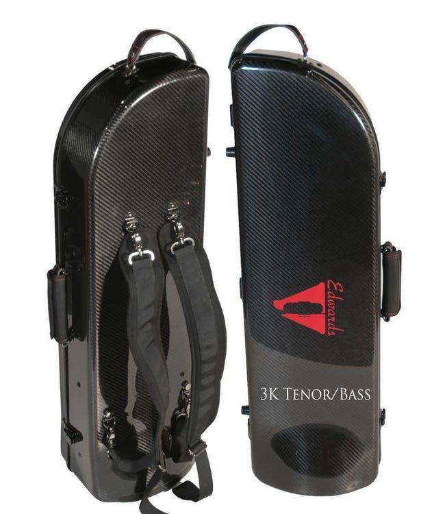 Edwards Edwards 3K Carbon Fiber Case for Tenor Trombone
