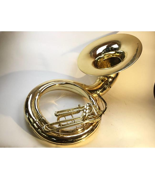 JW York and Sons Used York BBb Sousaphone